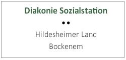 Diakonie-SozialstationHildesheimer-Land