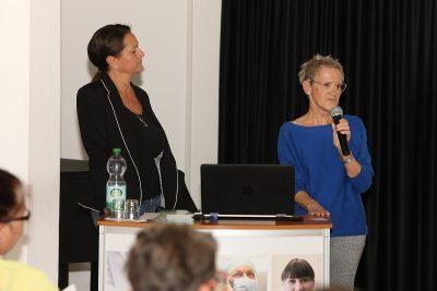Vortrag mit Susanne Kleine